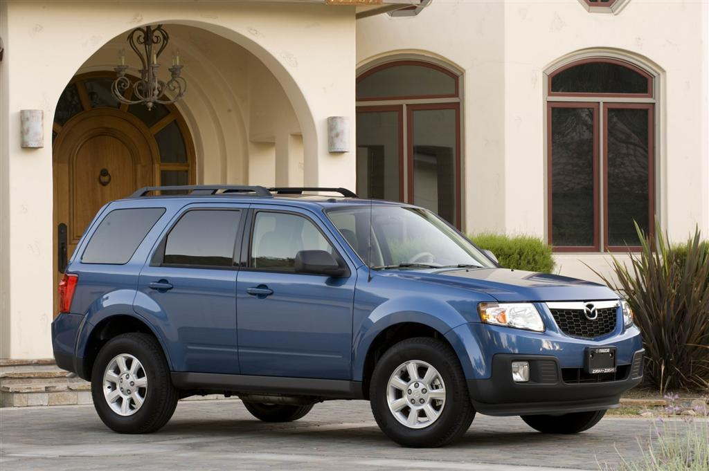 2011 mazda tribute news and information
