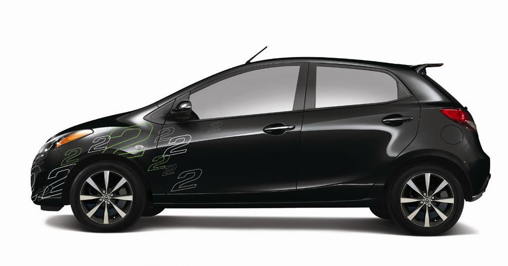 2011 Mazda 2 Yozora Edition