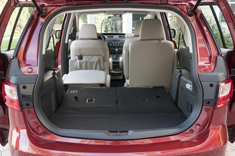 2012 Mazda 5 thumbnail image