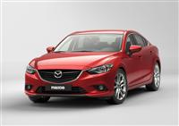 Mazda 6 Monthly Vehicle Sales