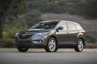 Mazda CX-9 Monthly Vehicle Sales