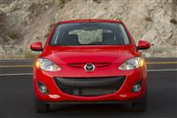 Mazda 2 Monthly Vehicle Sales