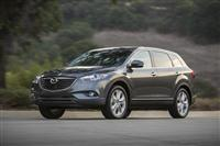Mazda CX-9 Monthly Vehicle Sales