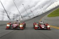 2016 Mazda Prototype Race Car image.