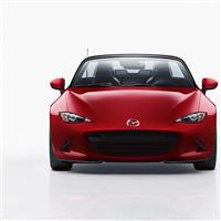 Mazda MX-5 Monthly Vehicle Sales