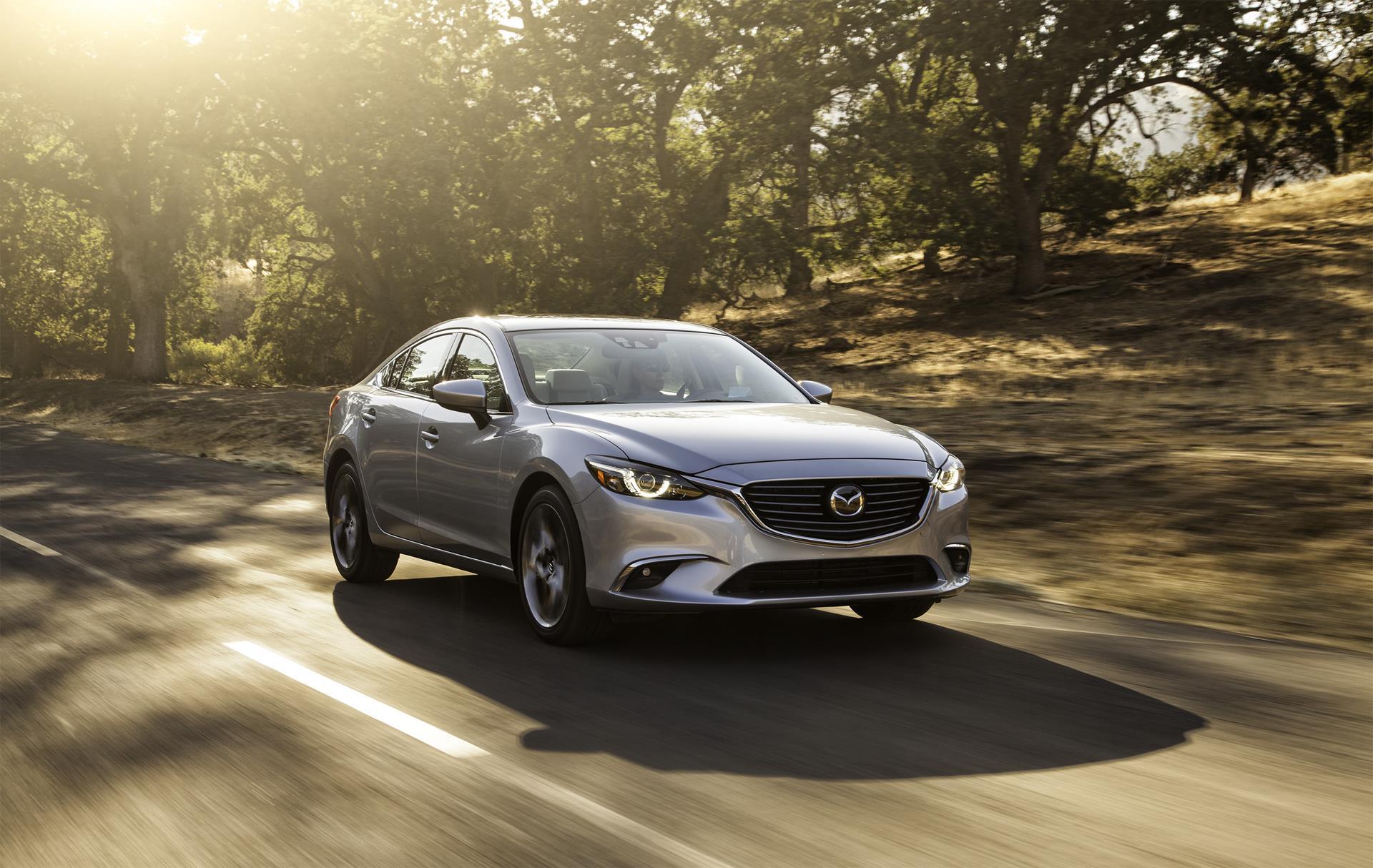 2016 Mazda 6 News and Information
