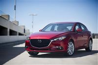 Mazda 3 Monthly Sales