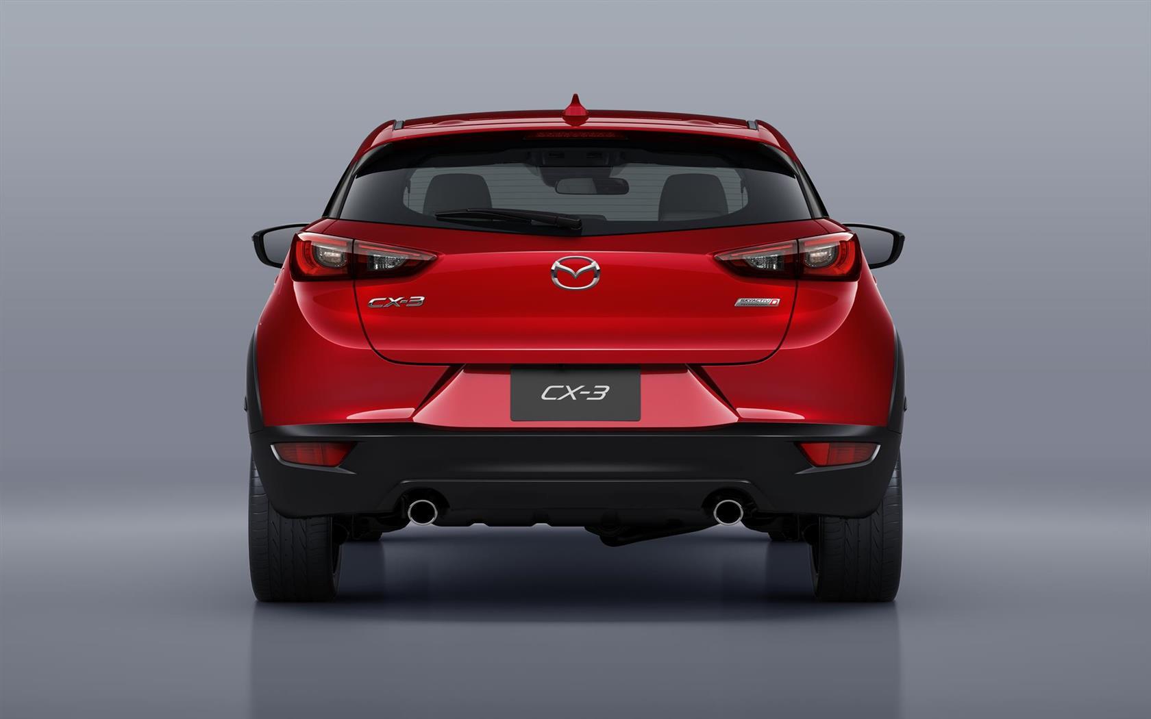 Mazda Cx 3 >> 2017 Mazda CX-3 Image. Photo 26 of 61