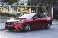 Mazda 6 Monthly Sales