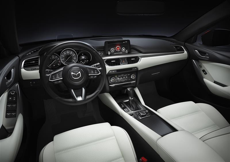 2018 Mazda 6 Image Photo 33 Of 66