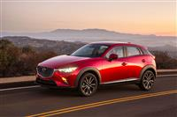 Mazda CX-3 Monthly Vehicle Sales