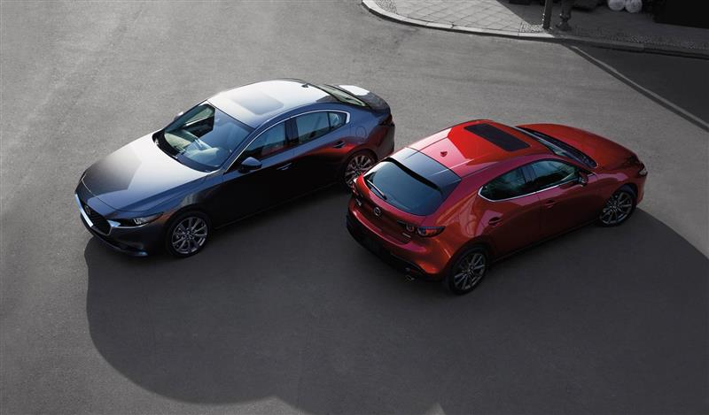 2020 Mazda 3 News And Information Conceptcarz Com