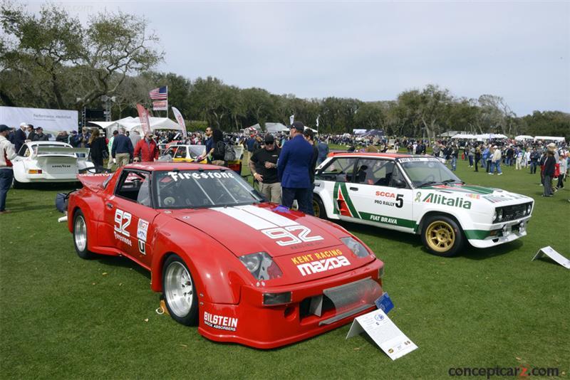 1983 Mazda RX-7 GTU