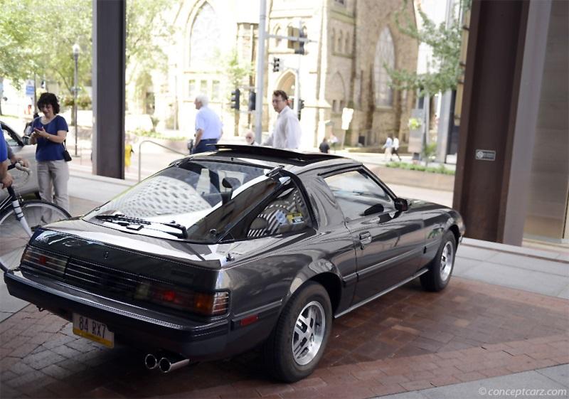 1984 Mazda RX-7