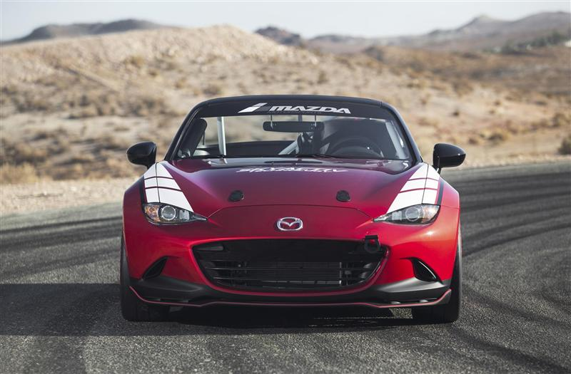 2015 Mazda MX-5 CUP