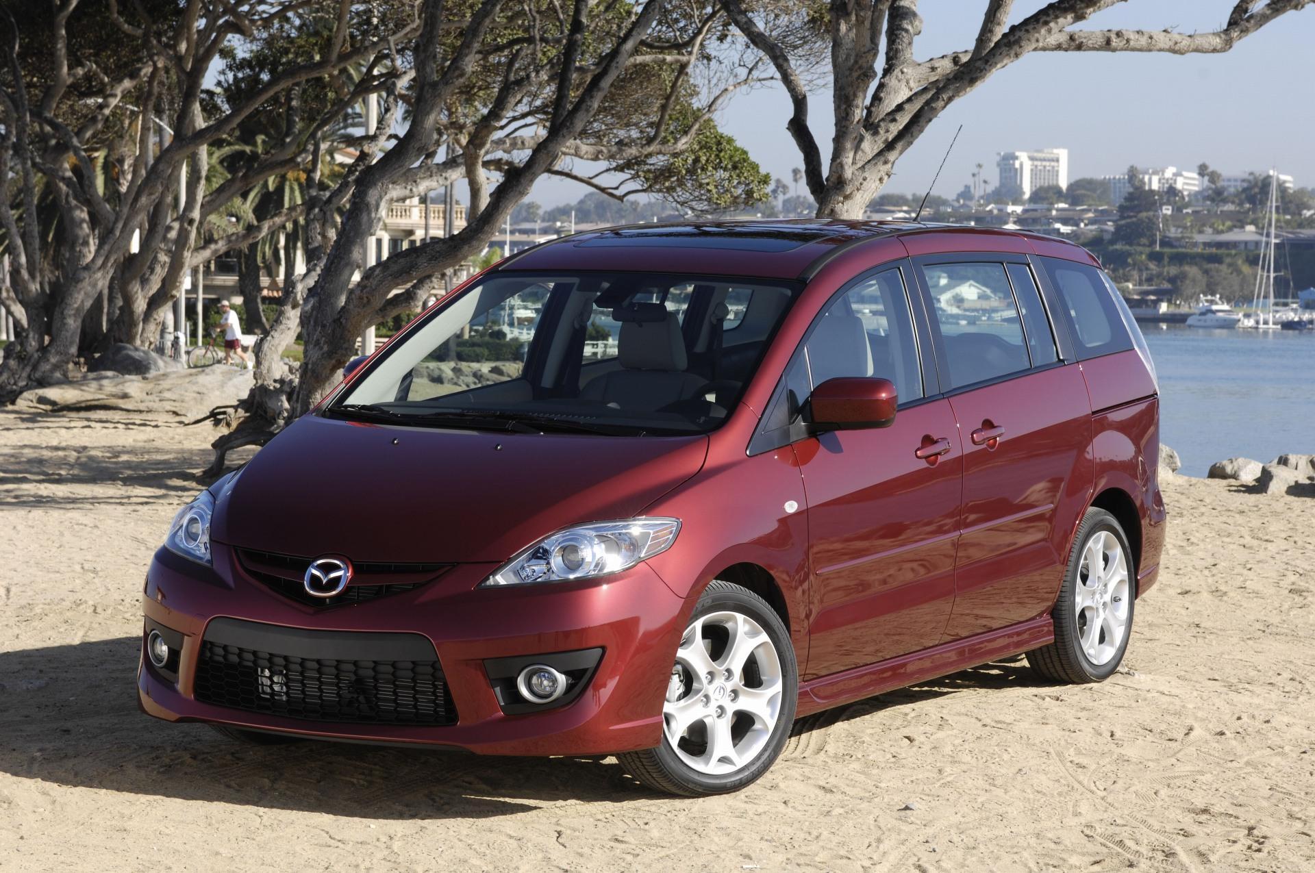 Kelebihan Mazda 5 2009 Spesifikasi