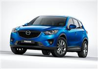 Mazda CX-5 Monthly Vehicle Sales