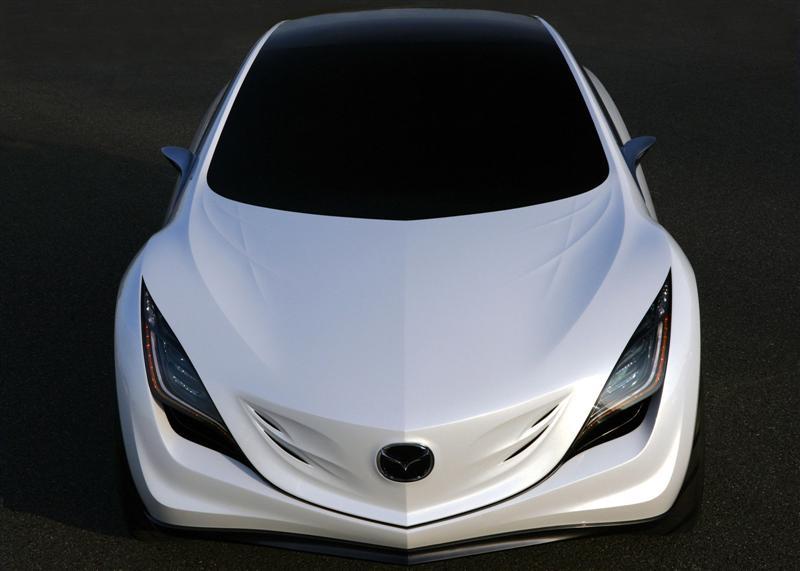 2008 Mazda Kazamai Concept Image Photo 10 Of 31