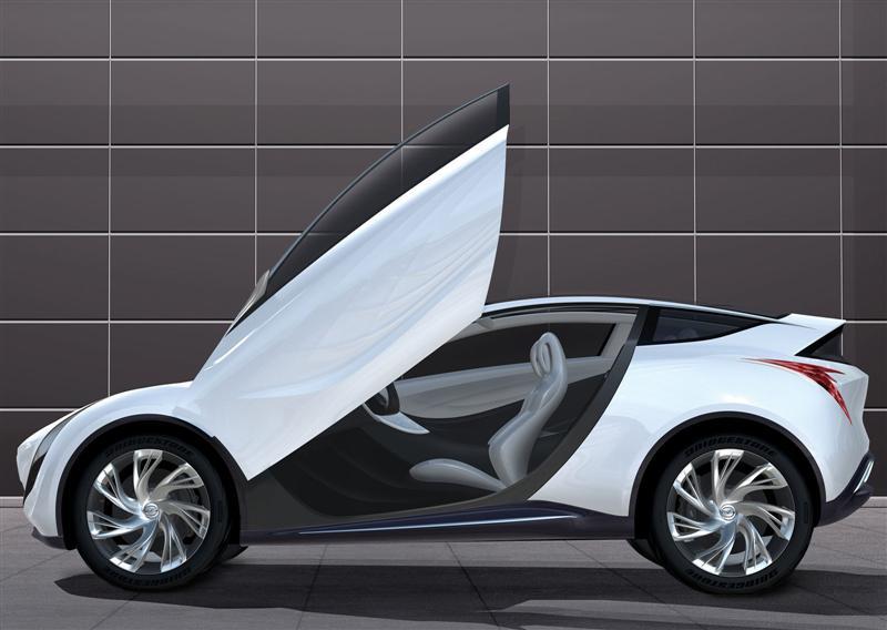 2008 Mazda Kazamai Concept Image Photo 16 Of 31