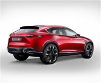 2015 Mazda KOERU Concept thumbnail image
