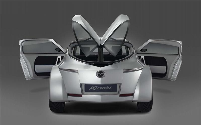 2003 Mazda Kusabi Concept