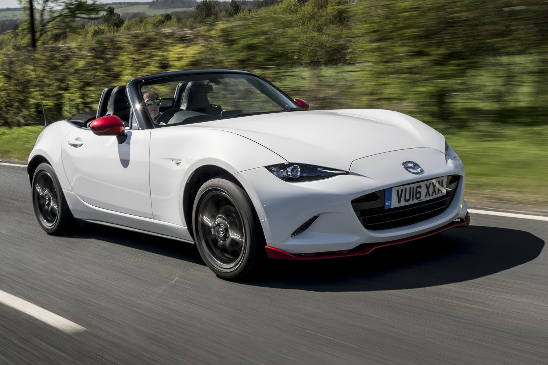 2016 Mazda MX-5 Icon Special Edition News and Information