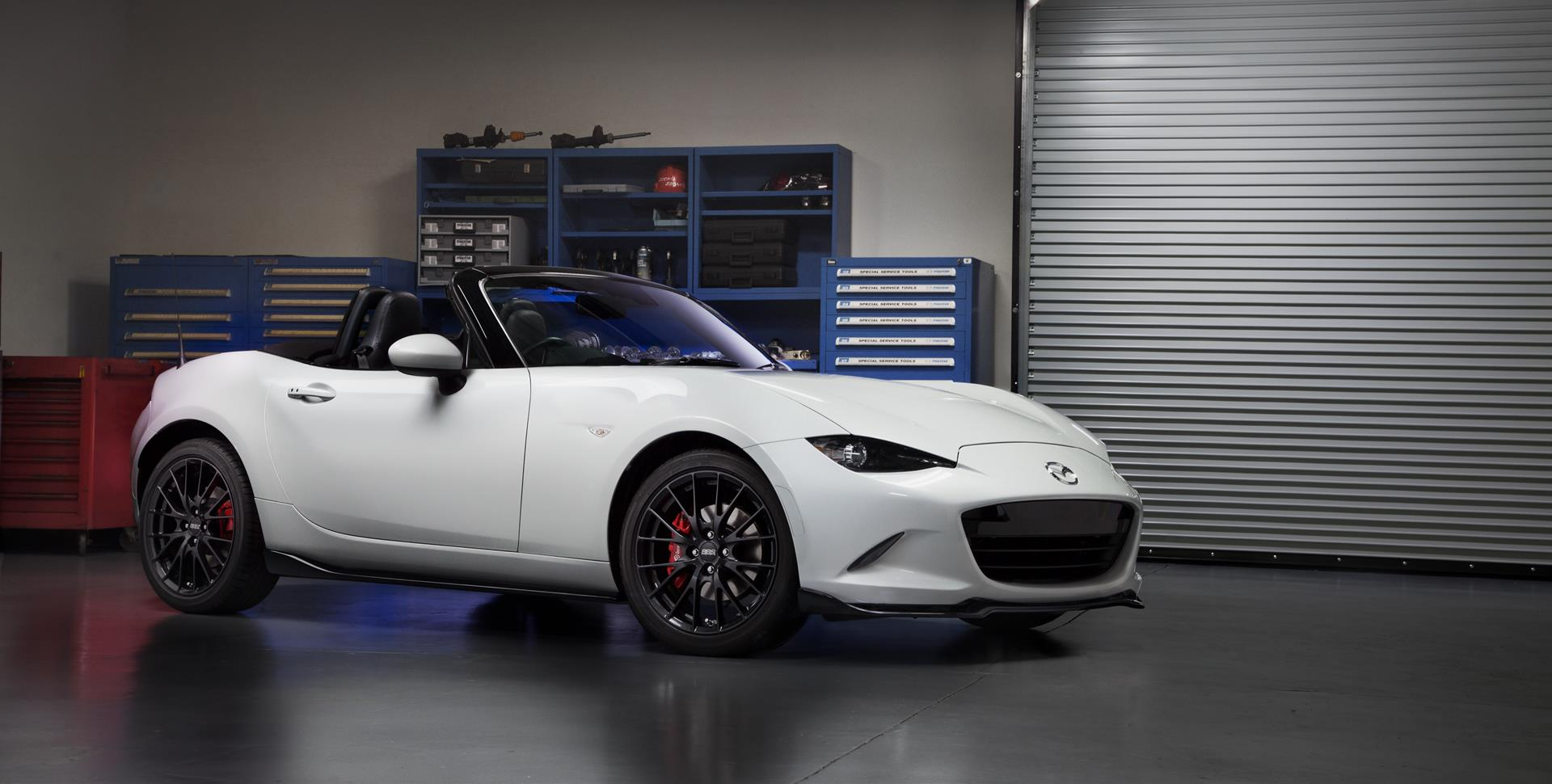 2016 Mazda MX-5 Accessories Design Concept News and Information