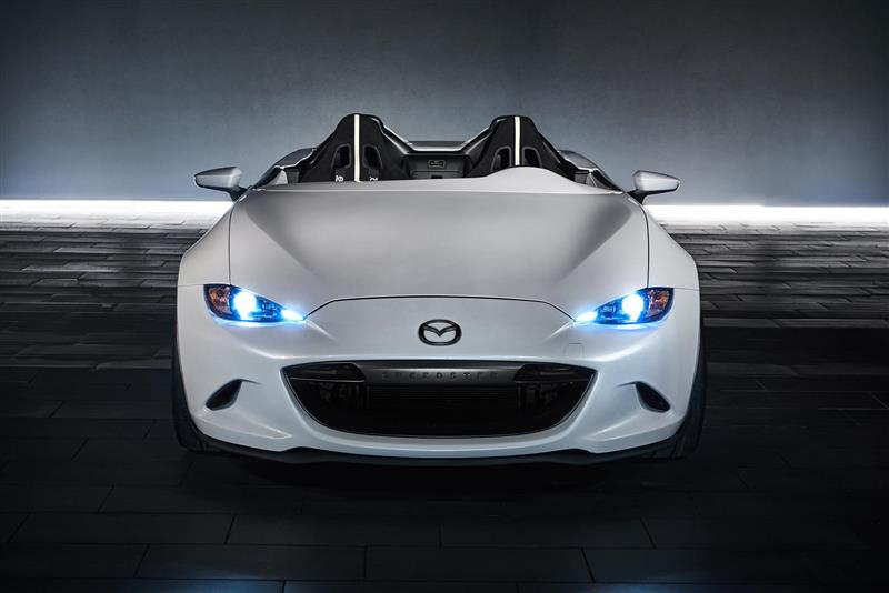 2016 Mazda MX-5 Speedster Evolution News and Information