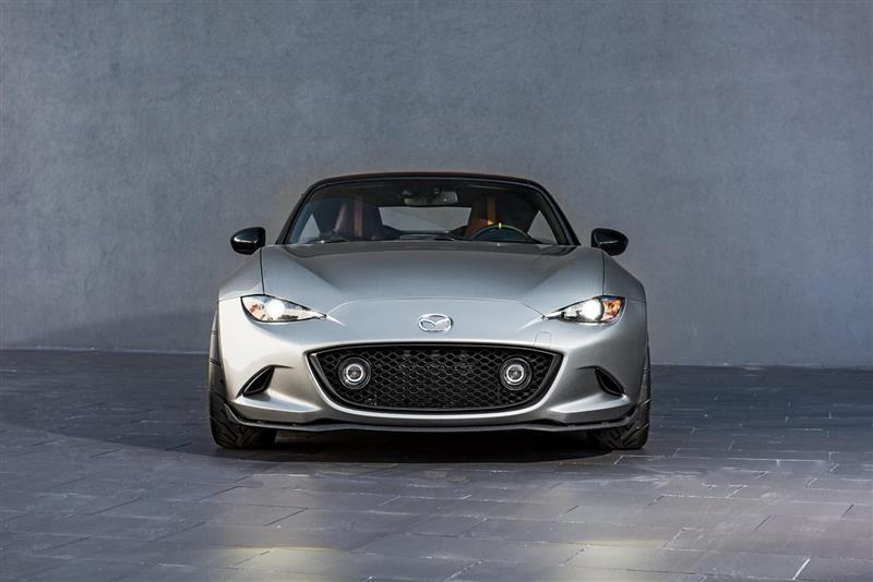 2015 Mazda MX-5 Spyder Lightweight Design Concept