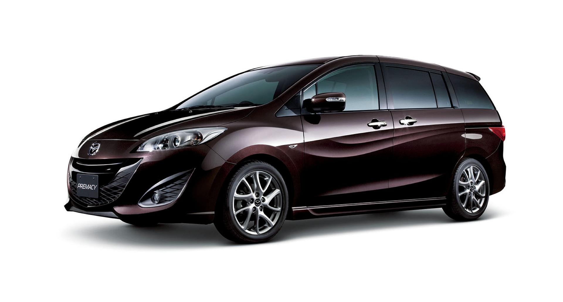 2012 mazda premacy 20s prestige style news and information. Black Bedroom Furniture Sets. Home Design Ideas