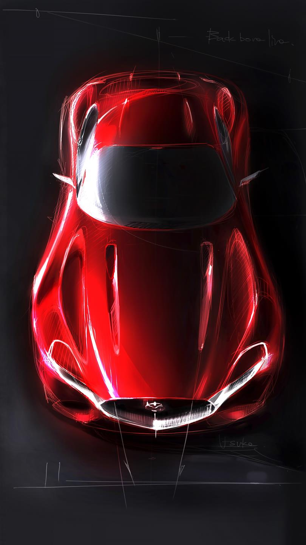 2015 Mazda RX-VISION Concept thumbnail image