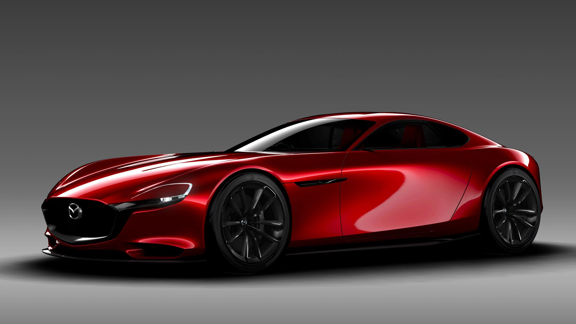 2015 Mazda RX-VISION Concept Wallpaper and Image Gallery