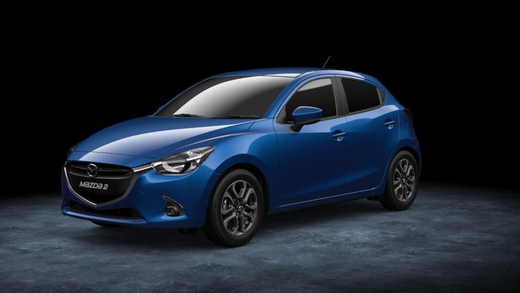 2017 Mazda 2 Tech Edition News And Information