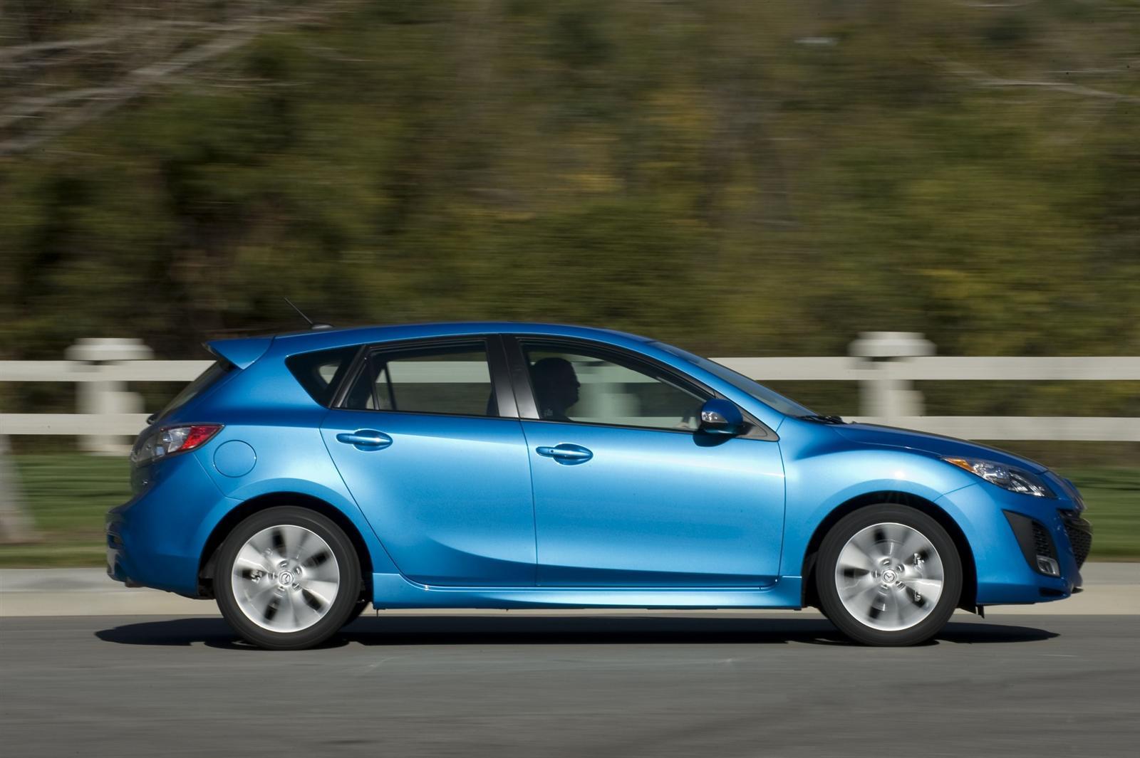 Price Of Mazda 5 >> 2010 Mazda 3 5-Door Image. Photo 29 of 32