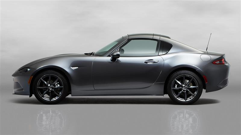 2017 Mazda MX-5 Miata RF Launch Edition