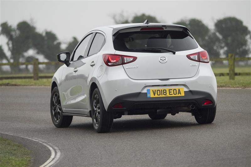 2018 Mazda 2 Sport Black Edition
