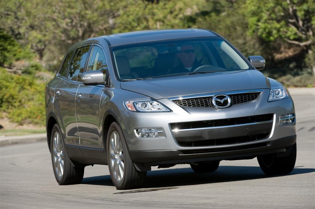2009 Mazda Cx 9 News And Information Conceptcarz Com