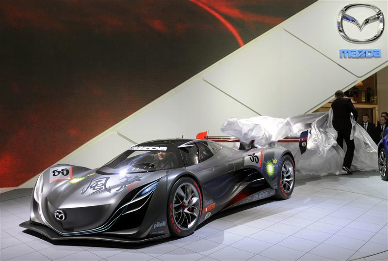 Mazda Furai Price >> 2008 Mazda Furai Concept Image. https://www.conceptcarz ...