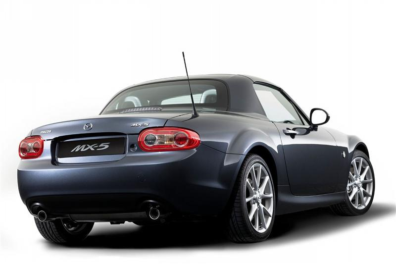 2009 Mazda MX-5 Wallpaper and Image Gallery