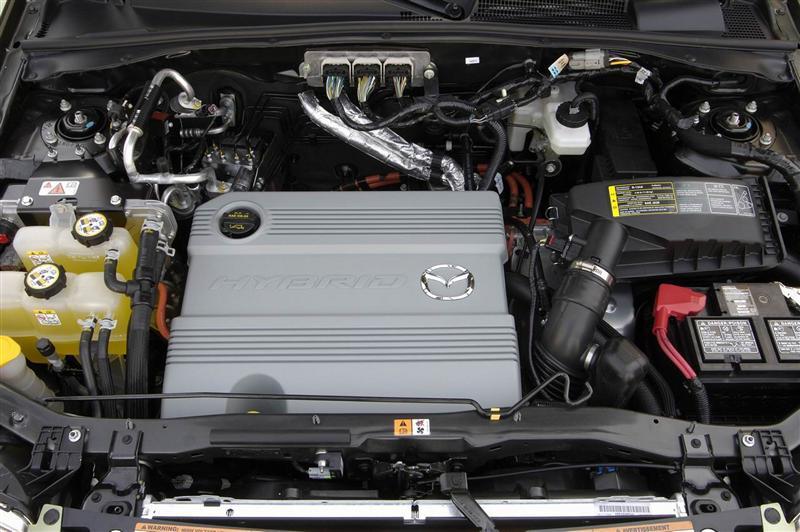 2008 Mazda Tribute thumbnail image