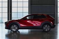 Mazda CX-30 Monthly Vehicle Sales