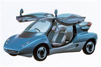 1991 Mazda HR-X Concept thumbnail image
