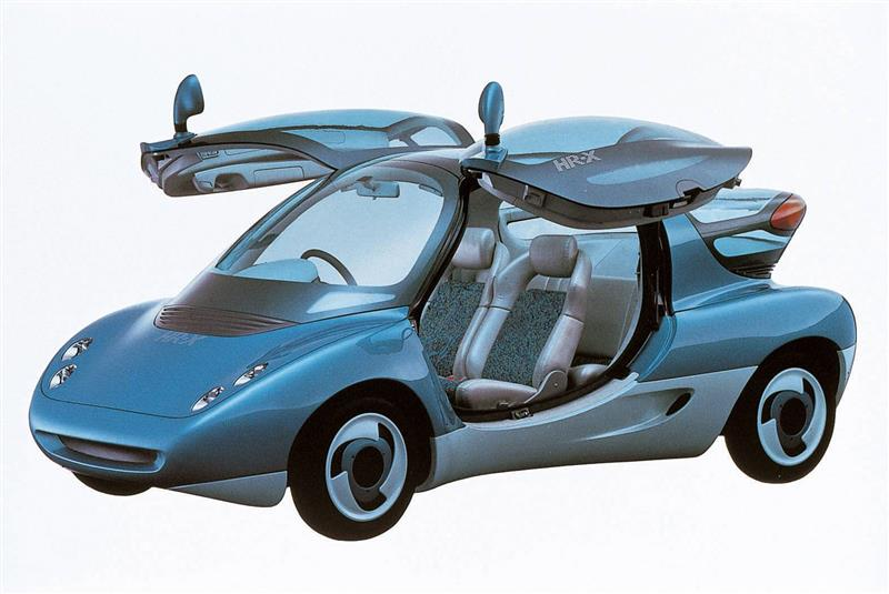 1991 Mazda HR-X Concept