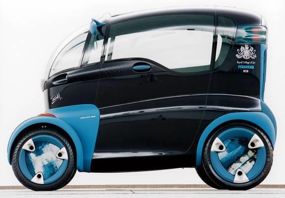 1993 Mazda London Taxi Concept