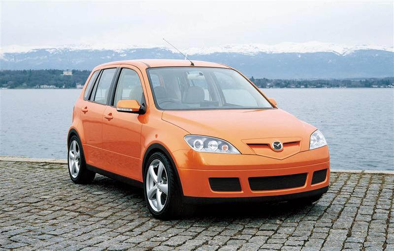 2002 Mazda MX Sport Runabout Concept
