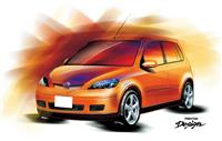 2002 Mazda MX Sport Runabout Concept thumbnail image