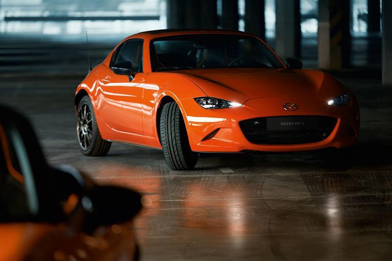 2019 Mazda MX-5 Miata 30th Anniversary Edition