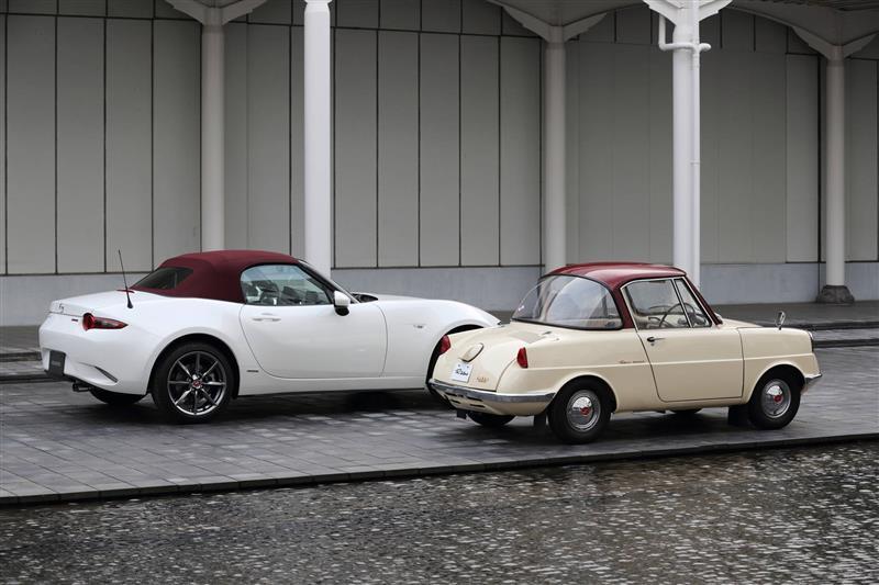 1960 Mazda R360