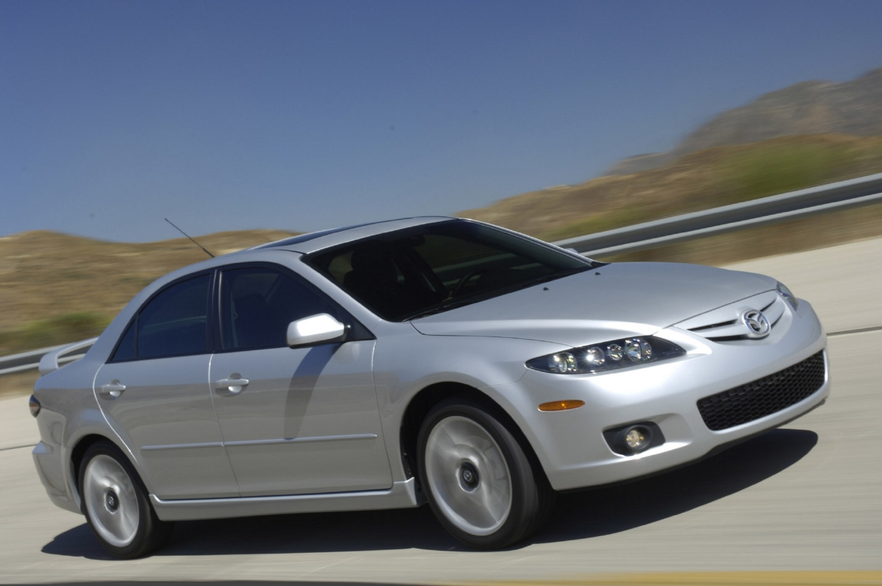 2008 Mazda 6 Image Https Www Conceptcarz Com Images