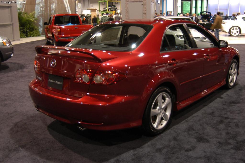 2004 Mazda 6 Image Https Www Conceptcarz Com Images